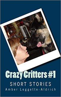 crazy critters book cover